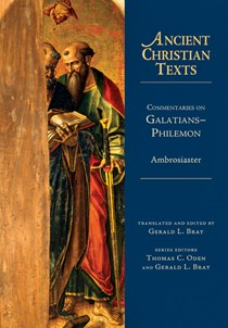 Commentaries on Galatians--Philemon