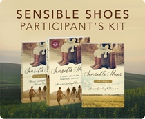 Sensible Shoes Participant Kit