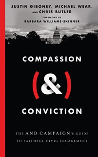Compassion (&) Conviction