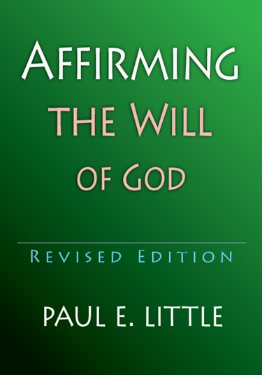 Affirming the Will of God