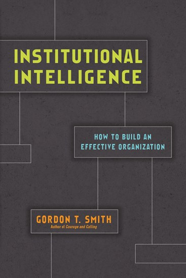 Institutional Intelligence
