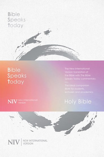 NIV Bible Speaks Today Study Bible