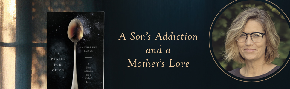 Vulnerable memoir, award-winning novelist James tells her family's story through her son's addiction, overdose, and slow recover.